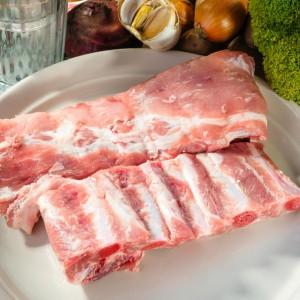 10 kg de cotis de porc EXTRAT