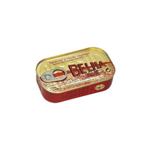 Boîte sardine BELMA